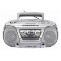 Buy cheap PORTABLE CD/MP3 RADIO CASSETTE RECORDER from wholesalers