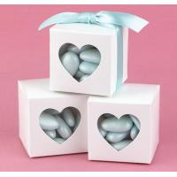 Buy cheap Chocolate box with transparent window(FB16-1)[Price:$0.053] from wholesalers