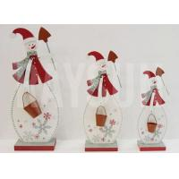 Buy cheap Christmas decoration, snowman from wholesalers