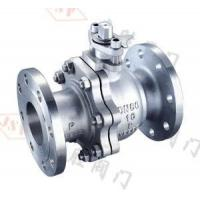 Buy cheap Flanged Floating Ball Valve product