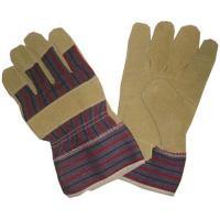 Buy cheap Split pigskin Leather gloves from wholesalers