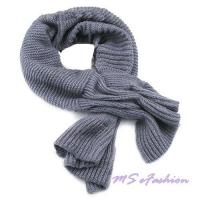 Buy cheap SF192GR Knitted Winter Scarf/Wrap product
