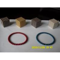Buy cheap 5mm colorful magnet ball from wholesalers