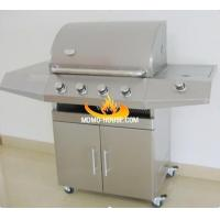 Buy cheap 4 BURNERS GAS BARBECUE GRILL M-GS005 from wholesalers