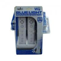Buy cheap Nintendo Wii Remote Battery and Dual Charger Station Dock from wholesalers