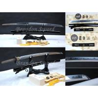 Buy cheap High Quality HandMade Folded Steel Japanese Samurai Katana Sword Sharp #372 from wholesalers