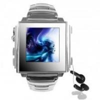 Buy cheap 1.5 Inch LCD Screen with 8GB High Fashion Mens MP4 Watch from wholesalers