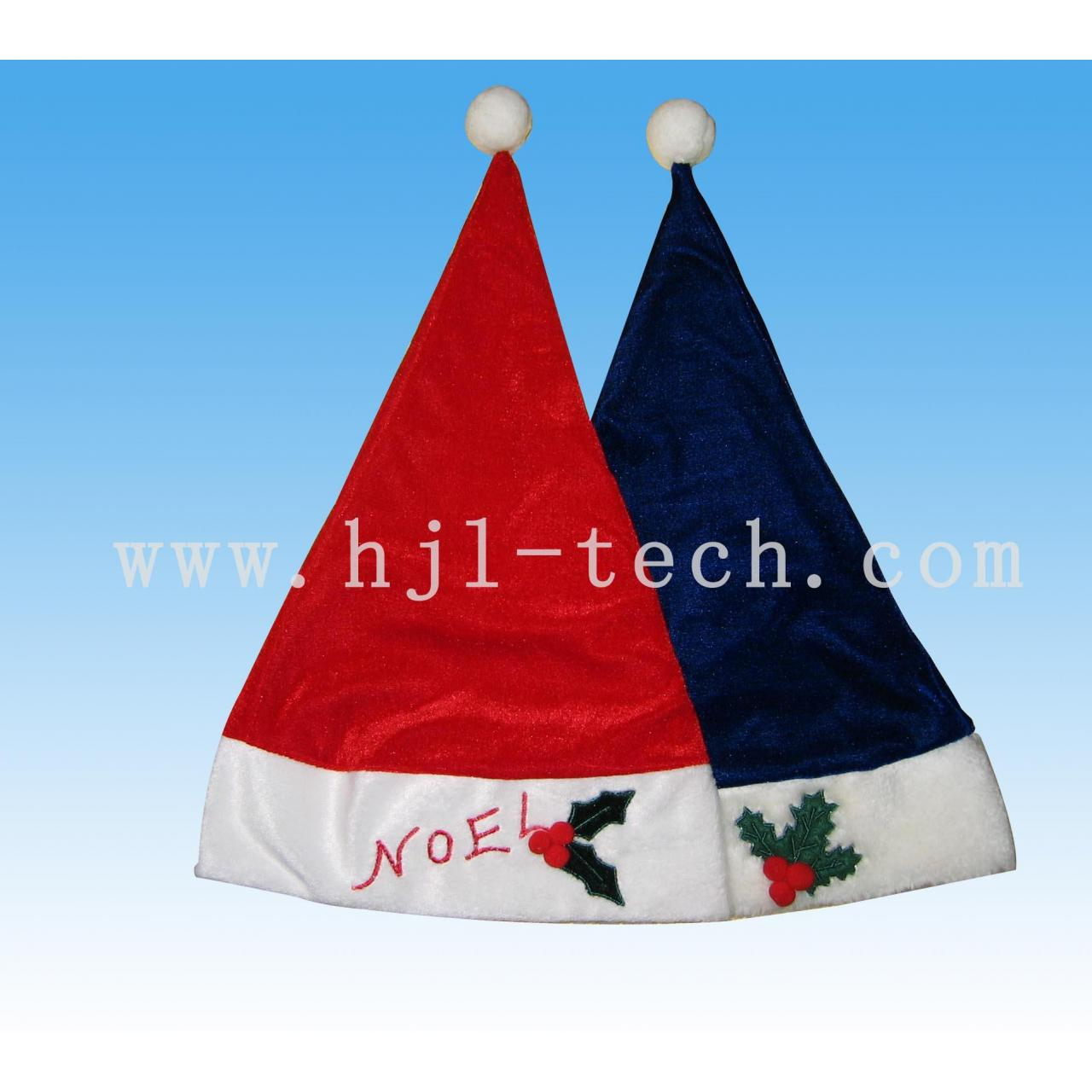 Buy cheap BLINKING FIBER OPTIC CHRISTMAS CAPS from wholesalers