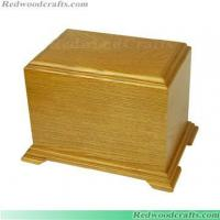 Buy cheap Wooden Cremation Urns from wholesalers