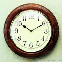 Buy cheap Radio Controlled wall clock from wholesalers