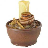 Buy cheap LED Candle Bowl Fountain from wholesalers