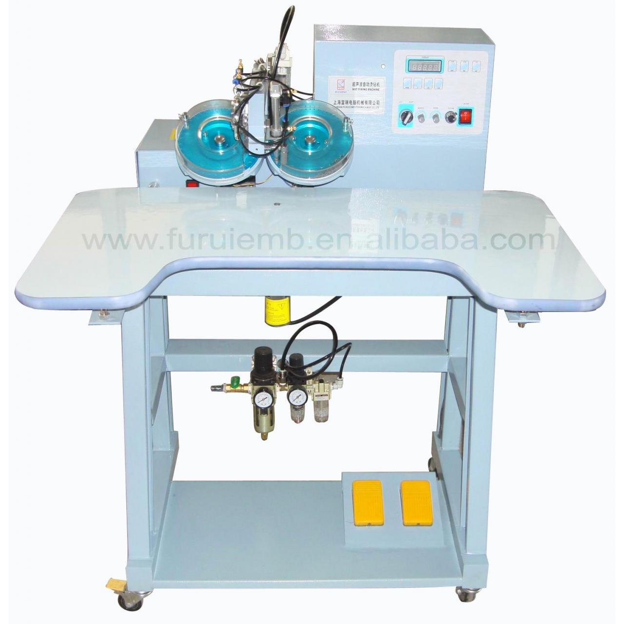 Buy cheap Ultrasonic Hot Fixing machine(RU-HF-02) from wholesalers