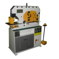 Buy cheap HIW Series Hydraulic Iron Worker from wholesalers