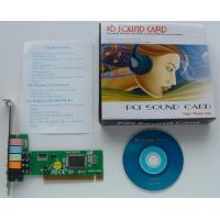 Buy cheap Sound Card from wholesalers