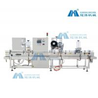 Automatic filling (sulfuric acid) production line