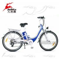 Buy cheap Aluminum Electric Bicycle with Lithium battery from wholesalers