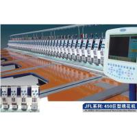 Buy cheap LARGE AREA SIZE EMBROIDERY MACHINE + JFL from wholesalers