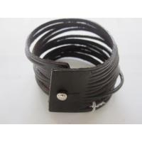 Buy cheap Leather Bracelet ZH122407 from wholesalers