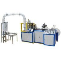 Buy cheap Middle Speed Paper Bowl Forming Machine DBZW60 from wholesalers