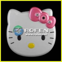 Buy cheap F198 flip hello kitty keyboard Mobile Phone Gift from wholesalers