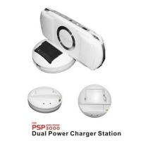 Buy cheap Dual Power Charger Station For PSP from wholesalers