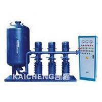 Buy cheap KCG automatic frequency conversion firm pressure water equipment from wholesalers