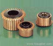 Buy cheap Segmented tang type commutator from wholesalers
