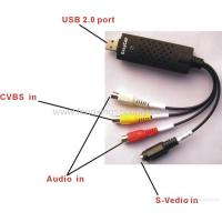 Buy cheap Easy CAP USB 2.0 Video Adapter with Audio from wholesalers