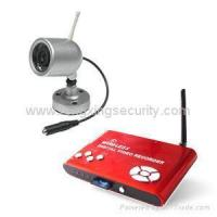 Wireless mini DVR Camera kit