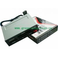 Buy cheap 3.5 inch Internal card reader with Switch from wholesalers