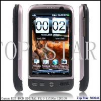Buy cheap HTC G7 mobile phone dual sim card WIFI+TV 3.8 inch touch screen from wholesalers