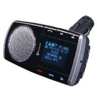 Buy cheap Bluetooth Car MP3 FM Transmitter With handsfree car kit Model:WSS-BTR08 from wholesalers