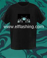 Buy cheap EL Sound Active T-Shirt(Fire fly TS060) from wholesalers