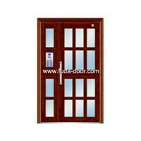 Buy cheap steel security Building door(JNH-1125) from wholesalers