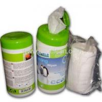 Buy cheap Wet cleaning wipes from wholesalers