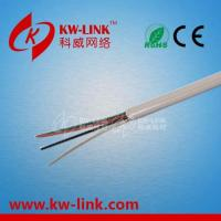 Buy cheap Telephone line four cores flat from wholesalers