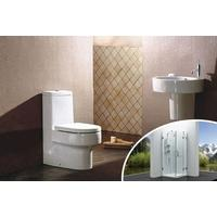 Buy cheap Zone Artist shower enclosure suite package - SuitePackage from wholesalers