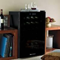 Buy cheap 28 Bottle Touchscreen Wine Refrigerator from wholesalers