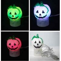 Buy cheap USBHallowmas USB Hallowmas Led Candle from wholesalers