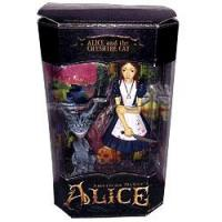 Buy cheap Alice And Cheshire Cat (Variant) From American Mcgees Alice In Wonderland product