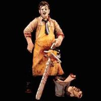 Buy cheap Leatherface Signed (R Rated Blood Variant) From The Texas Chainsaw Massacre By Mcfarlane Toys from wholesalers