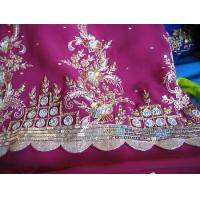 Buy cheap Zari, Zardozi, Tinsel Embroidery product