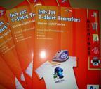 Buy cheap Product:Light Inkjet Iron-on Transfer Paper from wholesalers