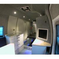 Buy cheap Mobile classroom, beauty parlor,Specialist Bespoke Vehicle Conversions from wholesalers