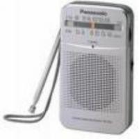 Buy cheap RF-P50 Panasonic RF-P50 Pocket AM/FM Radio, Silver from wholesalers