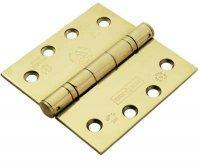 Buy cheap 4 inch Brass Butt Hinge Grade 13 from wholesalers