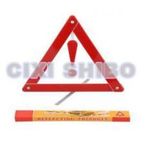 Buy cheap warning triangle sign from Wholesalers