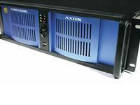 Media Server powered by the DL.3 graphics engine