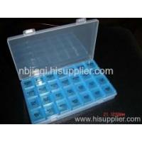 Buy cheap weekly pill box from wholesalers