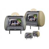 Buy cheap 8.5 Inch Headrest DVD,USB,SD,Game from wholesalers